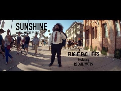 "Flight Facilities feat. Reggie Watts - ""Sunshine"" (Official Music Video)"