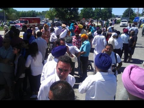 7 killed , Wisconsin Sikh temple What A Crazy World