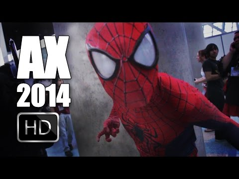Anime Expo x CospLA - Music Video 2014 [HD]