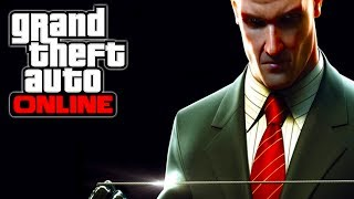 "GTA 5 Online - How To Make ""AGENT 47"" From The Hitman Series In GTA Online! (GTA V)"