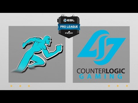 CS:GO - Rush vs. CLG [Overpass] Map 2 - ESL Pro League Season 5 - NA Matchday 27
