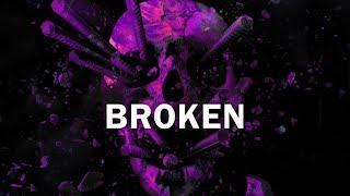 """BROKEN"" Hard Trap Beat Instrumental Dark Rap Hip Hop Freestyle Beats"
