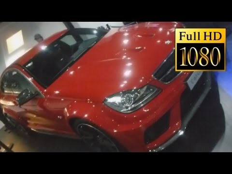2013 Mercedes Benz C63 AMG Coupe walk around price specifications car showroom FULL HD