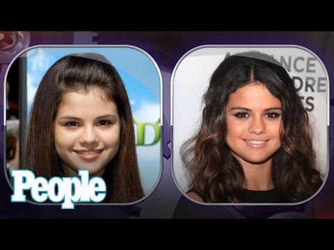 Selena Gomez's Changing Looks! - PEOPLE