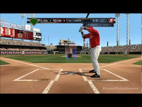 MLB 2K13 Gameplay (X360 HD)