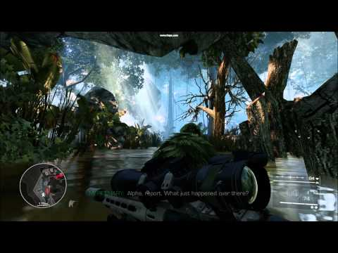 Sniper Ghost Warrior 2 ( FLT ) - Pc gameplay.