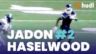 Jadon Haselwood | Cedar Grove Football | Ultimate Highlights