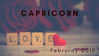 CAPRICORN: New Love! True Love? February 2019