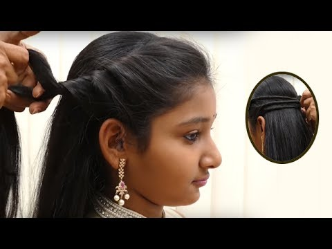 beautifull and easy nice hairstyles for cute little girls
