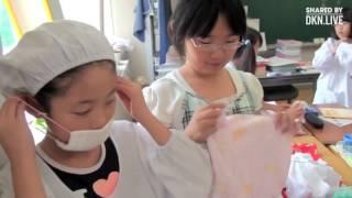 1 Ngày Đi Học Của Các Em Nhỏ Nhật Bản