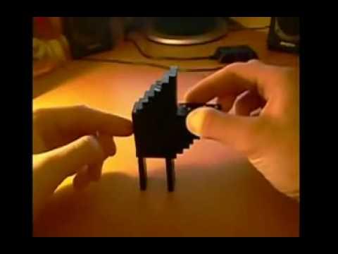 Difícil truco con dominos
