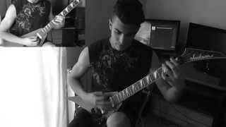 Bullet For My Valentine - Spit You Out Guitar Cover HD