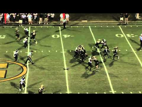 Union County vs. Gaffney High School Football Highlights 2011
