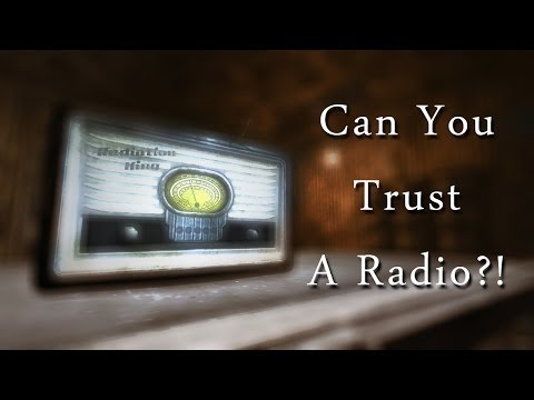 Fallout New Vegas Mods: Can You Trust A Radio?!