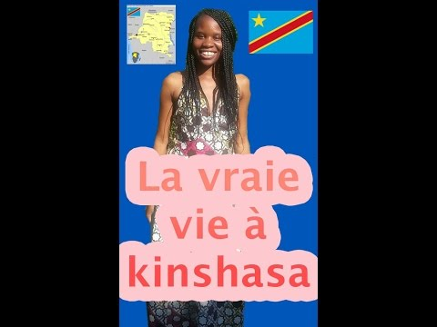 Alexia Mateta - la vraie vie à Kinshasa