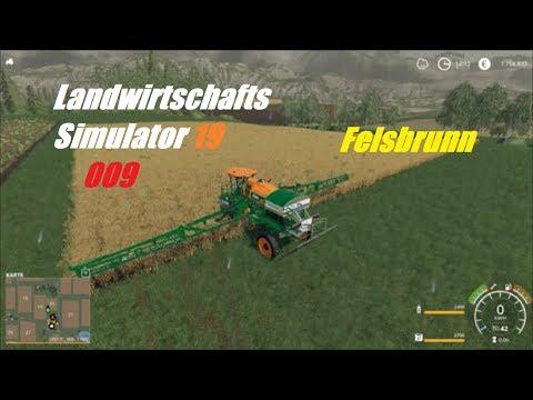 LS 19 Felsbrunn # Felder Vom Unkraut befreihen 009