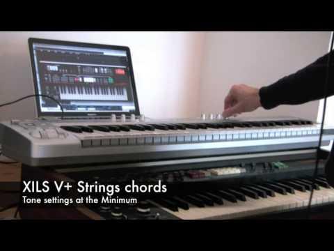 XILS V+ versus Hardware : Strings