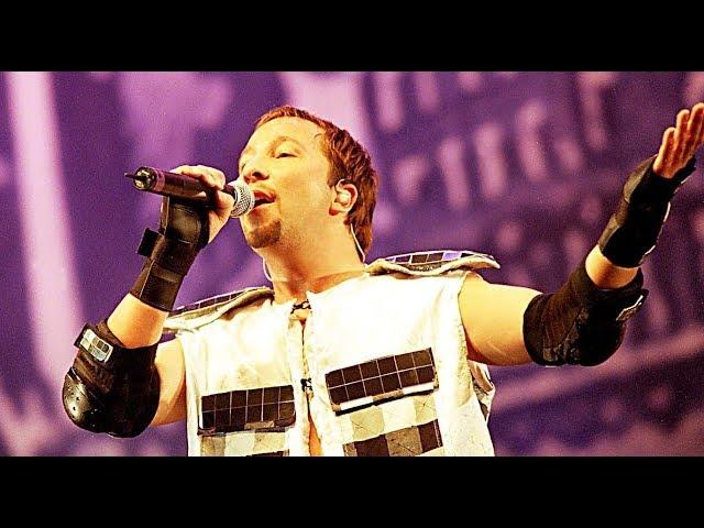 DJ BoBo - FREEDOM  Live In Concert 2001