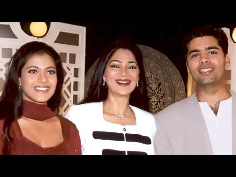 Rendezvous With Simi Garewal Kajol & Karan Johar video