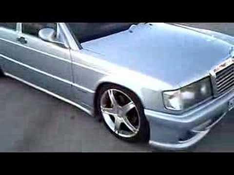 w201 mercedes benz - YouTube