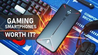 Are Gaming Smartphones Actually Worth It?