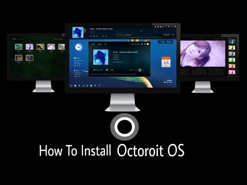 How To Install Octoroit OS