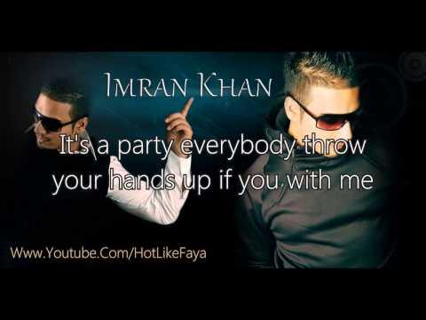 Imran Khan Ft Lucky - Ni Nachleh (LYRICS)