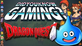 Dragon Quest - Did You Know Gaming? Feat. JonTron