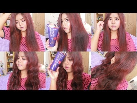 How to แว๊กซ์เปลี่ยนสีผมด้วย DIPSO Super Shine Hair Color Wax