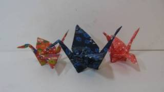 Legend Of The Origami Crane And How To Fold An Origami Crane