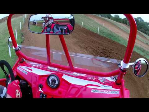 ATV World Polaris RZR XP900 Racing in British Side X Side/UTV Championship
