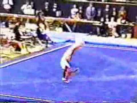 Golpes de los gimnastas