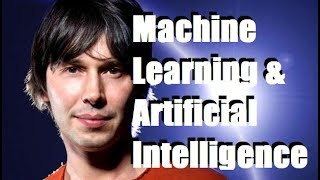 Prof. Brian Cox - Machine Learning & Artificial Intelligence - Royal Society