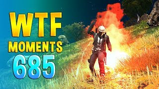 PUBG WTF Funny Daily Moments Highlights Ep 685