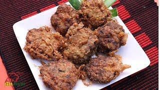 বাবুর্চি স্টাইল জালি কাবাব রেসিপি | Biye Barir Jali Kabab Recipe |  Bangladeshi Kabab Recipe