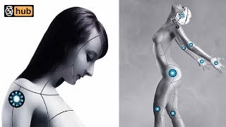 Cyborg Girl (Robot Effects) Photoshop Tutorial