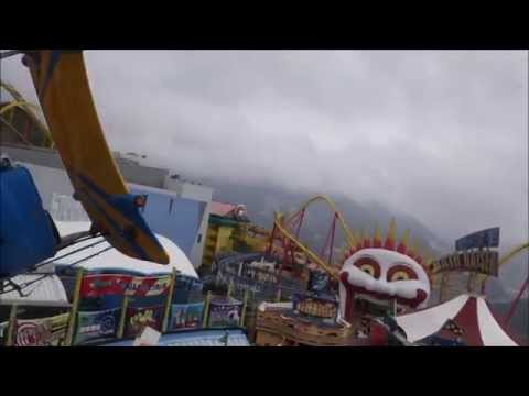 Ocean Park Hong Kong Whirly Bird Ride