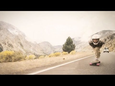 Comet Skateboards - Pushed Culture Commercial