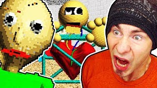 THE MOST CLUTCH VICTORY!!! // Baldi
