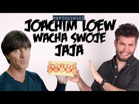 JOACHIM LOEW WĄCHA SWOJE JAJA | Poszukiwacz #206