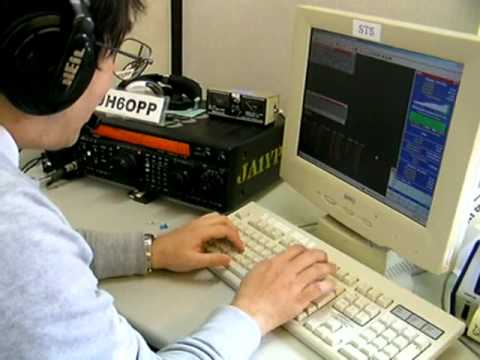 Ham Radio ARRL DX Contest SSB on Mar. 2012