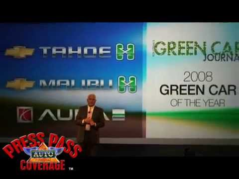2007 LA Auto Show: General Motors Brings It All