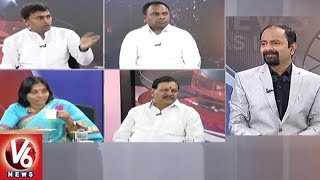 Special Debate On No Confidence Motion Against Modi Govt | Good Morning Telangana