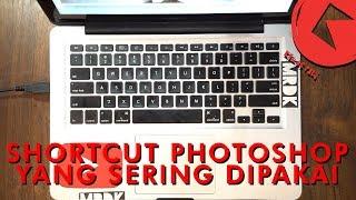 #225 SHORTCUT PHOTOSHOP YANG SERING DIPAKAI