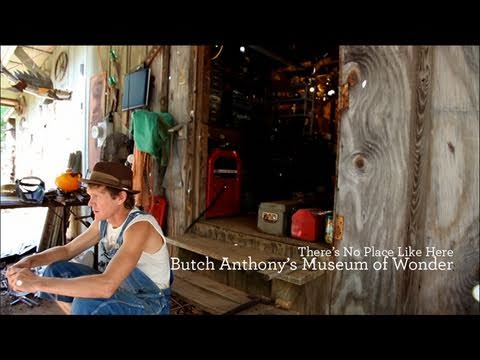 Butch Anthony's Alabama Folk Art Compound