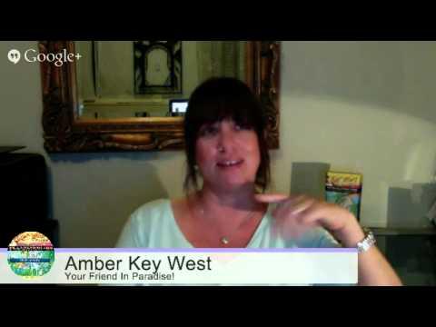 Amber Interviews Local Key West Author Roberta Isleib, aka Lucy Burdette!