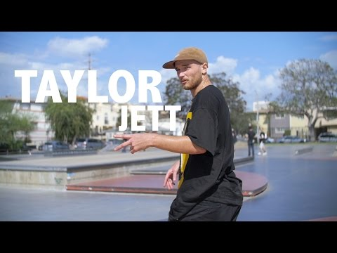 Taylor Jett - Lost In Los Angeles