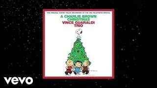 Vince Guaraldi Trio Christmas Time Is Here Instrumental