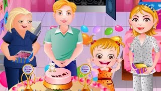 Baby Hazel Mothers Day - Baby Hazel Games for Kids - Baby Games Video