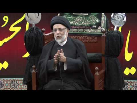 12th Night Of Muharram - Syed Mohammed Naqvi - 12th Muharram 1438